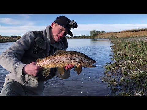 Chris Dore And Dylan Booth Opening Day Uncut - Flyfishing New Zealand