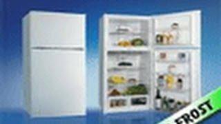 видео Ремонт холодильника Устройство системы NO FROST (без льда) как работает