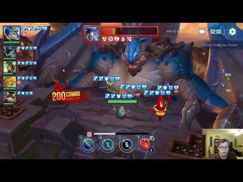 Dungeon Hunter Champions | Elder Drake 10 Beginners Guide