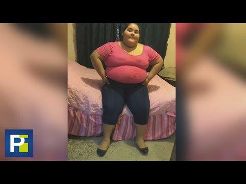 Así es la nueva vida de la joven Dayana Camacho con 200 libras menos de peso