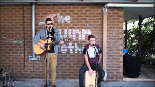 I will wait - Mumford and sons (The Quinn Brothers cover)