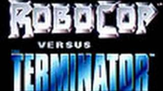 Game | Classic Game Room ROBOCOP VERSUS THE TERMINATOR for Sega Genesis review | Classic Game Room ROBOCOP VERSUS THE TERMINATOR for Sega Genesis review