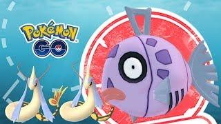 shiny feebas pokemon go