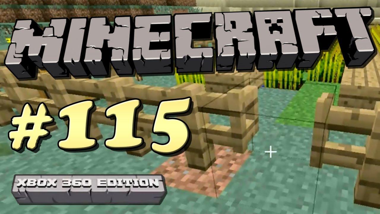 Let S Play Minecraft 115 Xbox 360 Zauntore Youtube