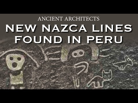 New Nazca Lines Found in Peru | Ancient Architects