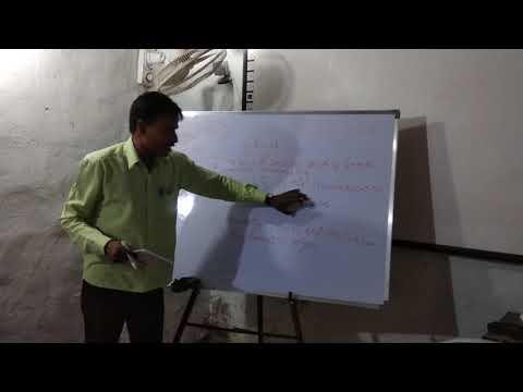 Kambar sir's PSI Translation classes at challengers study circle.