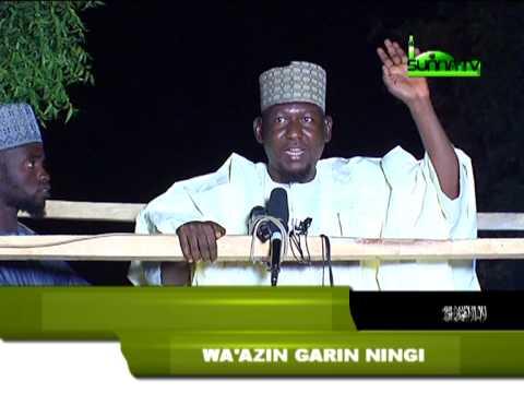 Download Sheikh Muhammad Kabiru Haruna Gombe (Wa'azin Garin Ningi)