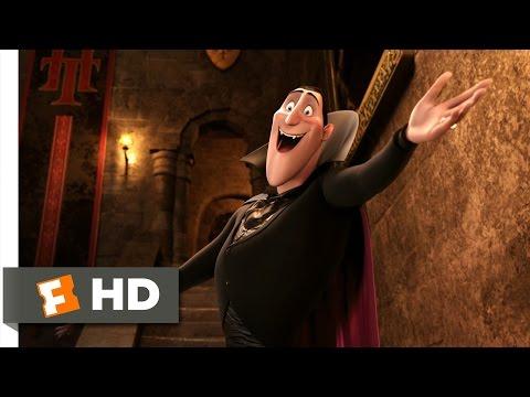 Hotel Transylvania (2012) - Welcome to Hotel Transylvania! Scene (2/10) | Movieclips