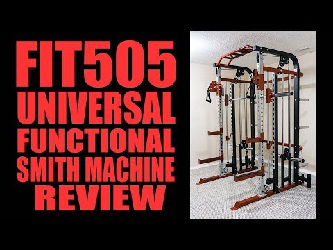 FIT505 Universal Functional Smith Machine