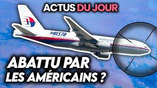 Vol MH370 soupçonné d'avoir été abattu par les Américains, Meghan Markle en itw… Actus du jour