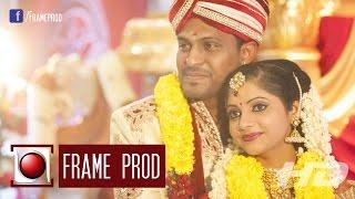 en jeevan theri tisha and priyan hindu wedding