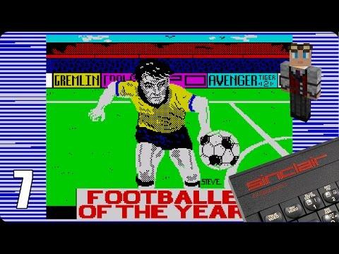 ZX Spectrum Classics #7 - Footballer of the Year (1986)