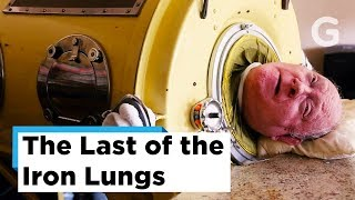 The Last Few Polio Survivors - Last of the Iron Lungs
