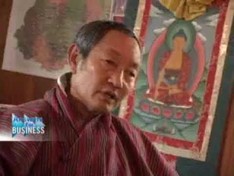 Answers for Business Bhutan - Ananda Mukherjee on Siemens