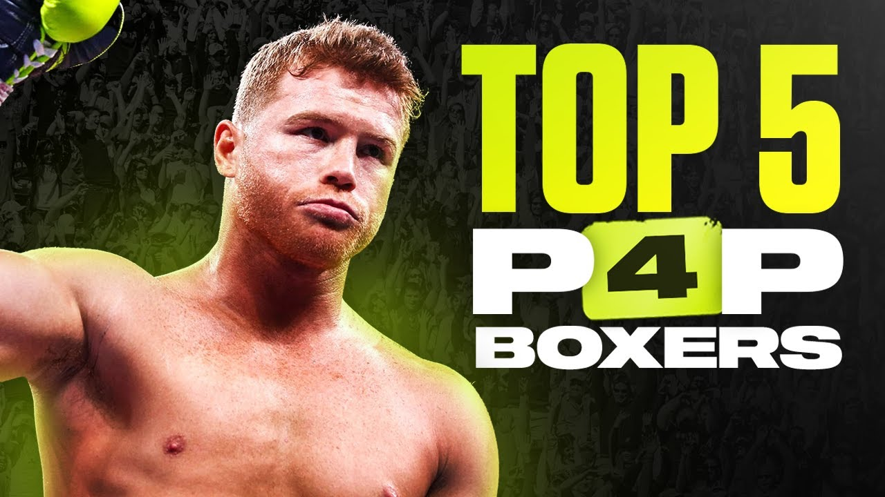 Top 5 Pound-for-Pound Boxers In The World (2021)