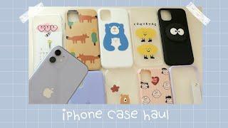 아이폰 케이스 하울 3탄 (아이폰6~아이폰11)  | …