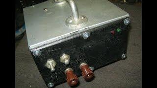 Самое простое зарядное устройство для АКБ из ИБП