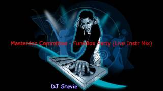 Masterdon Committee - FunkBox Party (Live Instr Mix).wmv