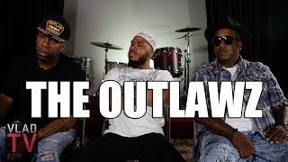 Outlawz on Reuniting After 15 Years, Treach Calling Out Napoleon
