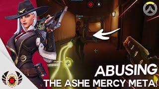 Abusing the Ashe Mercy Meta!