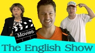 How to learn English by watching movies