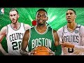 REBUILDING THE 2018-2019 BOSTON CELTICS! ROAD TO CHAMPIONSHIP! NBA 2K18 MY LEAGUE