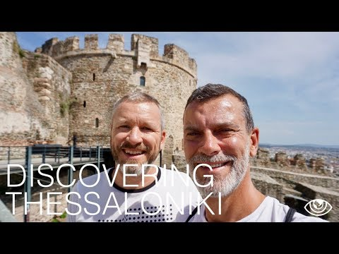 Discovering Thessaloniki / Greece Travel Vlog #194 / The Way