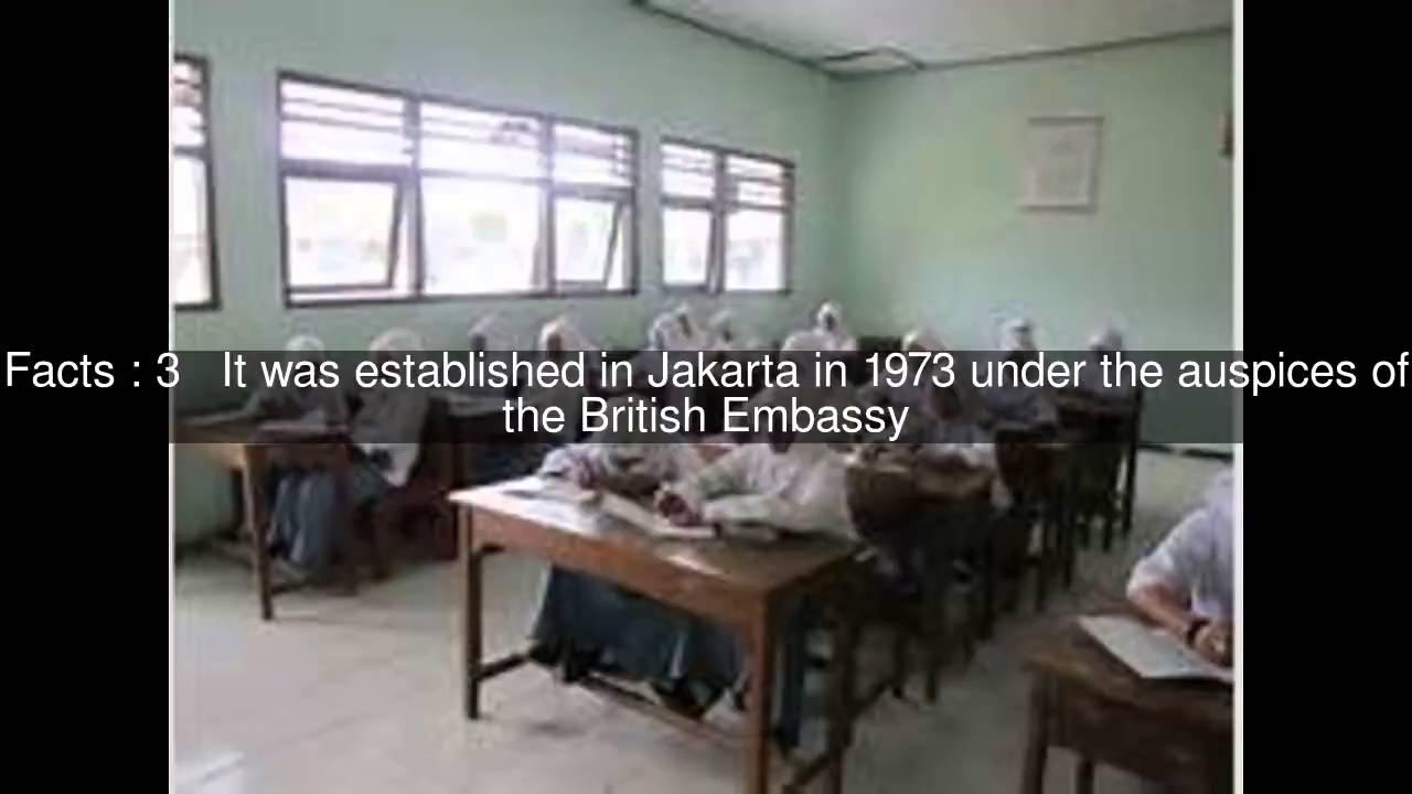 British School Jakarta Top 6 Facts