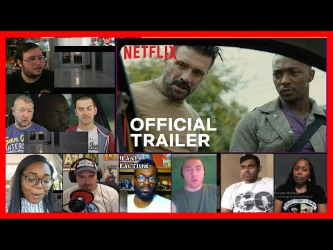 Point Blank – Official Trailer – Netflix REACTION MASHUP
