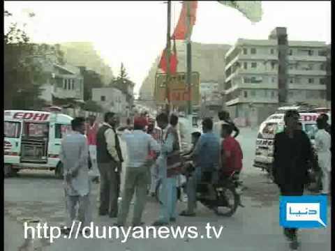 Dunya TV-14-06-2011-Law & Order in Karachi