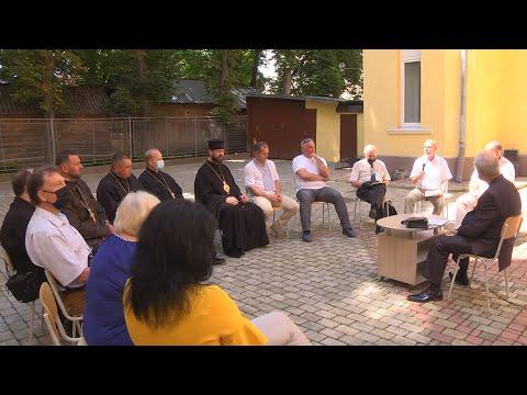 Телеканал НТК: 30-річчя першого Всесвітнього собору духовності України відзначили у Коломиї