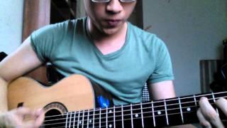 Nơi Ngọn Gió Dừng Chân (guitar cover) Country Version  Bảo Trâm