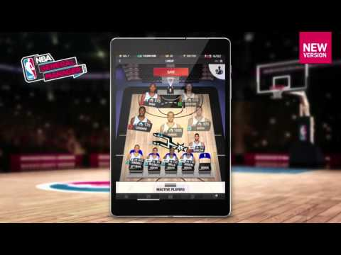 Gameplay NBA GENERAL MANAGER 2016 - You