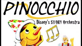 Pinocchio Story Walt Disney From Original LP 1957 Video Part 2 to 2