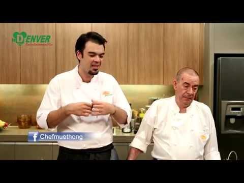 เชฟมือทอง (Chef Mue Thong) 11-07-15 เมนู: ไก่ยัดไส้ผักโขมวุ้นเส้น