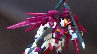Preview - Custom Build RG x HG 1/144 Destiny Impulse Gundam