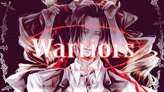 [ AMV ] [ Bungou stray dogs ] Warriors [ Mori Ougai ]