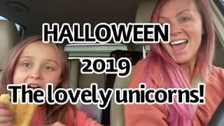 THE LOVELY UNICORNS - HALLOWEEN 2019