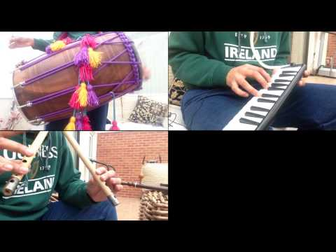 Algozey dhol tumba and chords 4 in 1 video