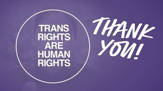 Recap on Lush's Trans Rights are Human Rights campaign!