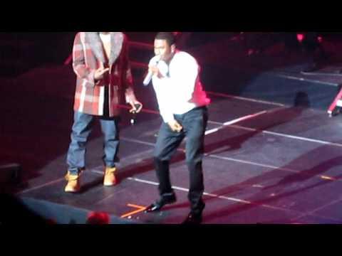 Trey Songz & Ne-Yo - The Way You Move