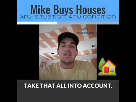 What happens after you reach out to Mike Buys Houses?