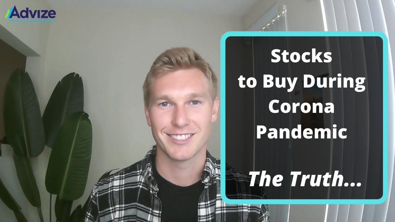 Buying Stocks During Pandemic