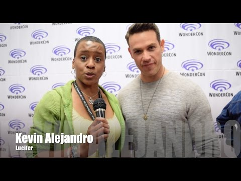 Lucifer: Kevin Alejandro at WonderCon 2017