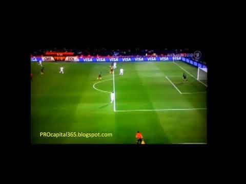 Cameroon vs Denmark [1-2] Eto'o Opening Goal at 10...