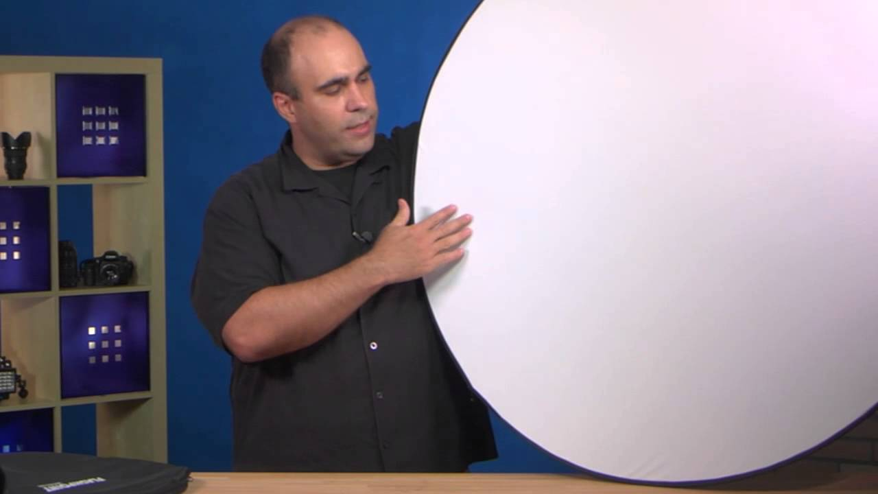 Neewer 43 inch 5-in-1 photography lighting reflector | gear review.