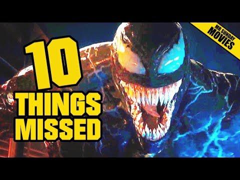 VENOM Trailer Breakdown - Easter Eggs & Ten Things Missed