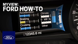 MyView | Ford How-To | Ford