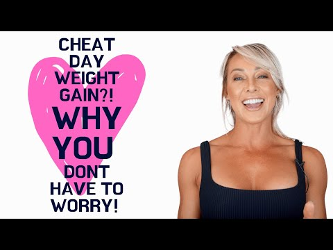 Cheat Day Weight Gain?! Why YOU Don't Have To Worry!