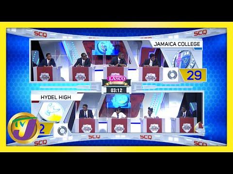 Jamaica College vs Hydel High: TVJ SCQ 2021